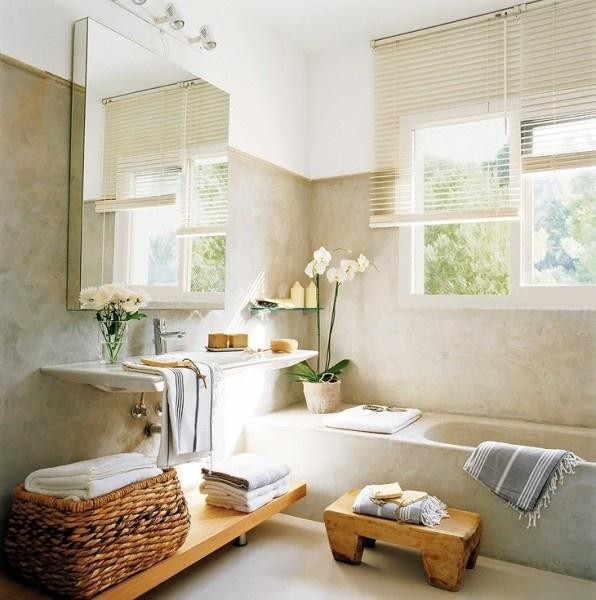 Baño Estilo Feng Shui:Cómo decorar mi baño Qué debe tener
