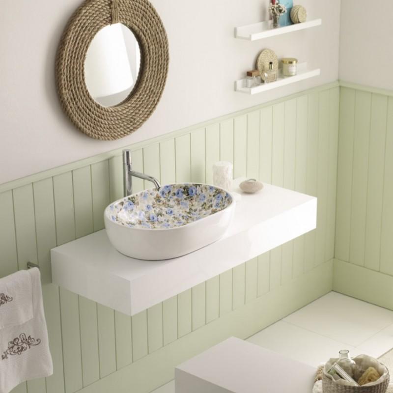 C mo decorar mi ba o qu debe tener for Grifo lavabo vintage