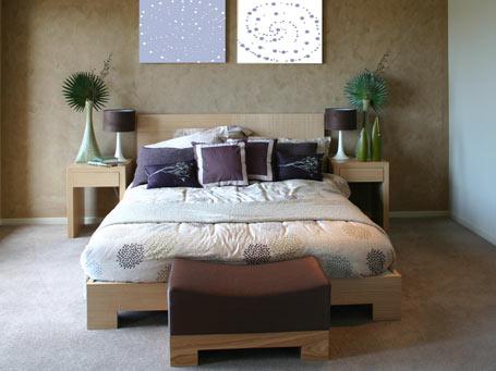 Colocar la cama seg n el feng shui for Ubicacion cama segun feng shui
